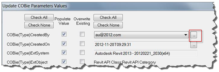 Fig+1.1+ +Contacts+Attribute bimfix blog cobie and autodesk revit Revit System Family at soozxer.org