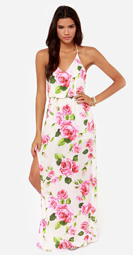 http://www.lulus.com/products/say-no-amore-ivory-floral-print-maxi-dress/140482.html
