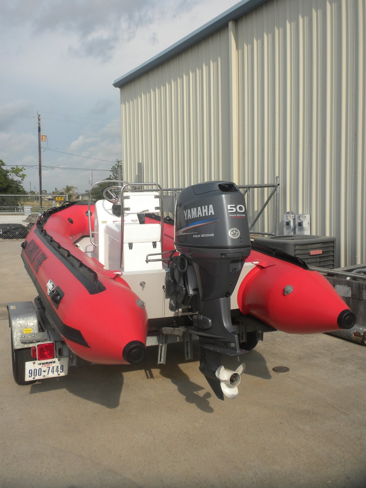 Used Boat Motor In Texas All Boats