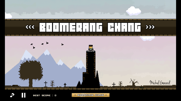 Boomerang Chan Gameplay Android
