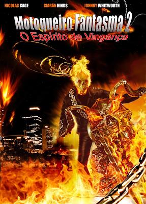 Motoqueiro Fantasma: O Espírito da Vingança Dublado 2012