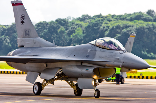 RSAF F-16 Fighting Falcon