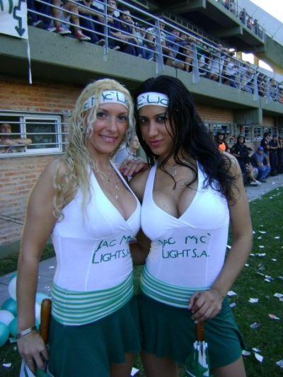 Las Chicas Del Banfield