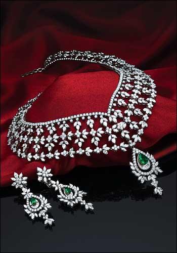 Gold And Diamond Jewellery Designs Tanishq Diamond Bridal