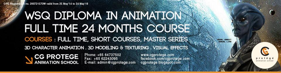 CG Protege Animation School