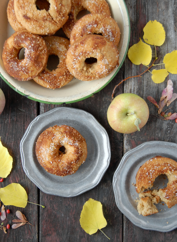 YaYa Farm & Orchard: U-Pick Apples and Baked Apple Cider Donut recipe ...