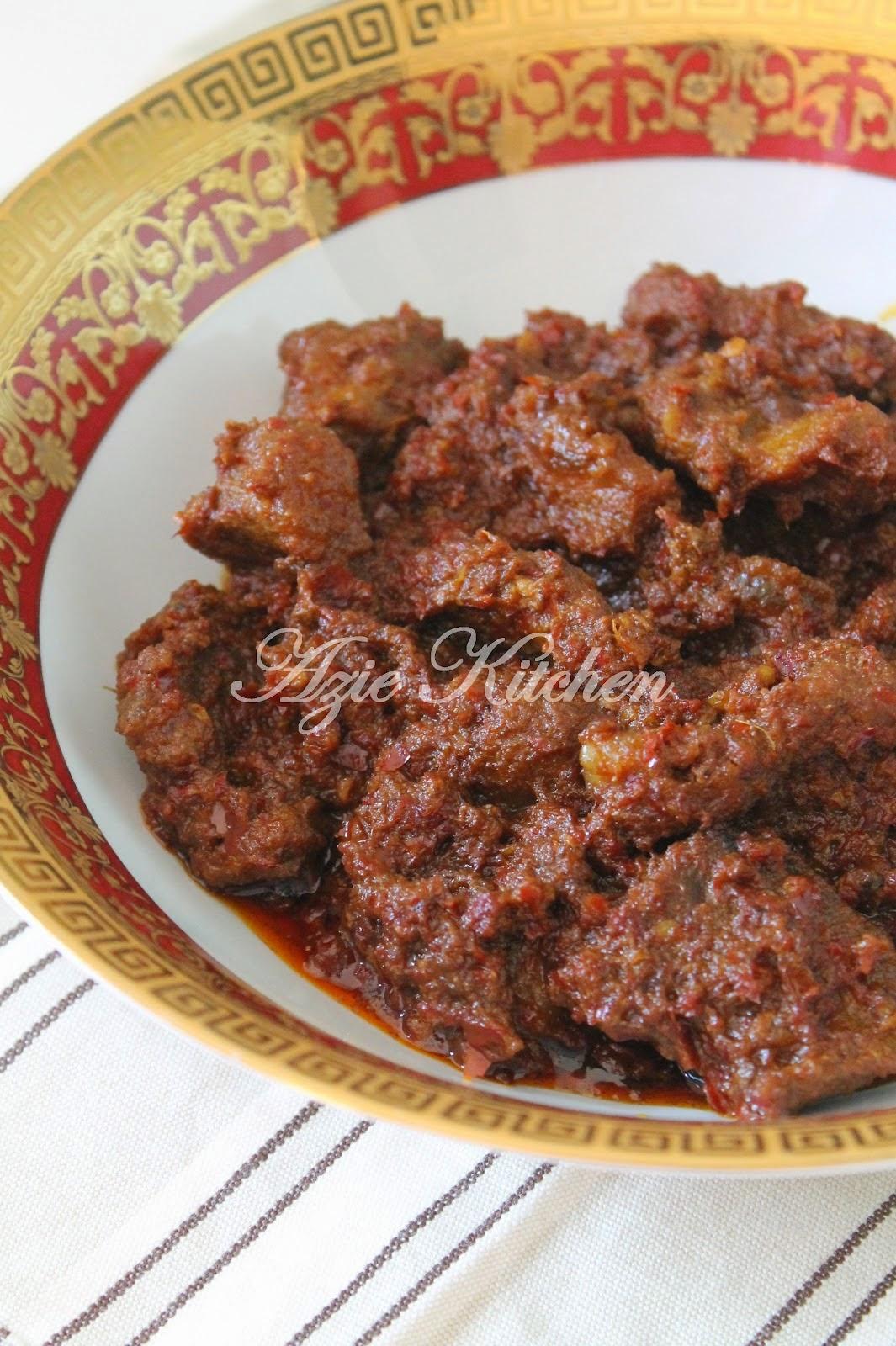 rendang Haji Mahmud Kuala Lipis
