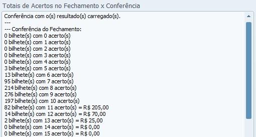 conferencia lotofacil 0897 Resultados de loterias: concurso 0897 da lotofácil