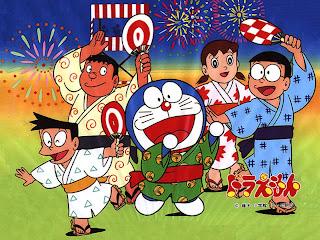 Gambar Doraemon