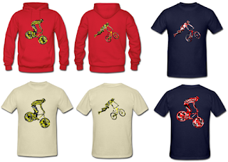 Mountain Bike T shirts