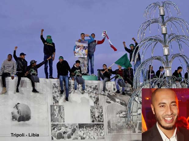 Líbia: APÓS ASSASSINATO DA NATO SEDE DA ONU FOI DESTRUIDA E ENCERRADA