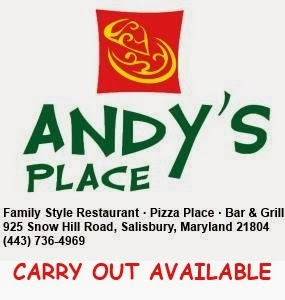 ANDY'S PLACE 443-736-4969