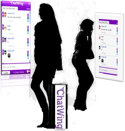 Chatwing.com: Secrets of Online Chat Rooms for Adults