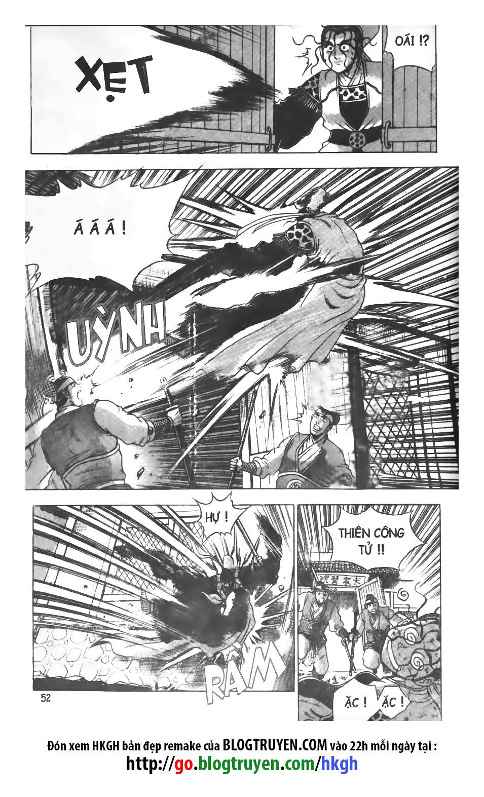 Hiệp Khách Giang Hồ chap 244 Trang 24 - Mangak.info