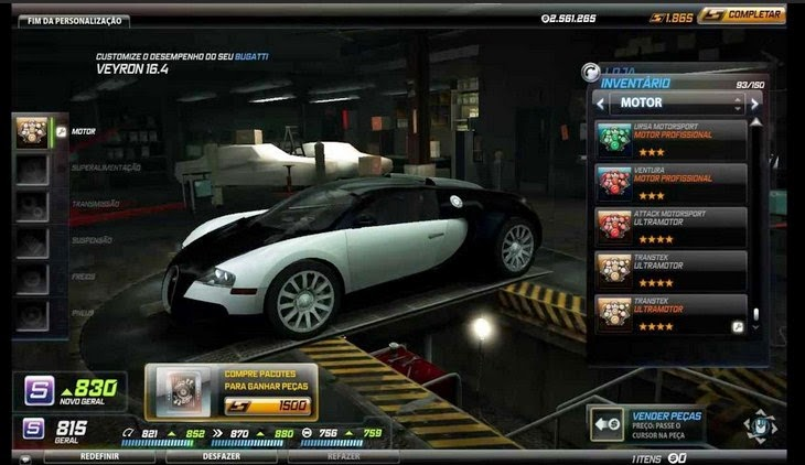 Cara Download, Daftar, Dan Bermain Need For Speed World Online