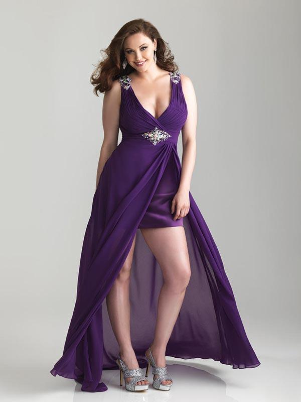 http://www.1robe.fr/robe-de-soiree-grande-taille-rouge-en-mousseline-fc675.html