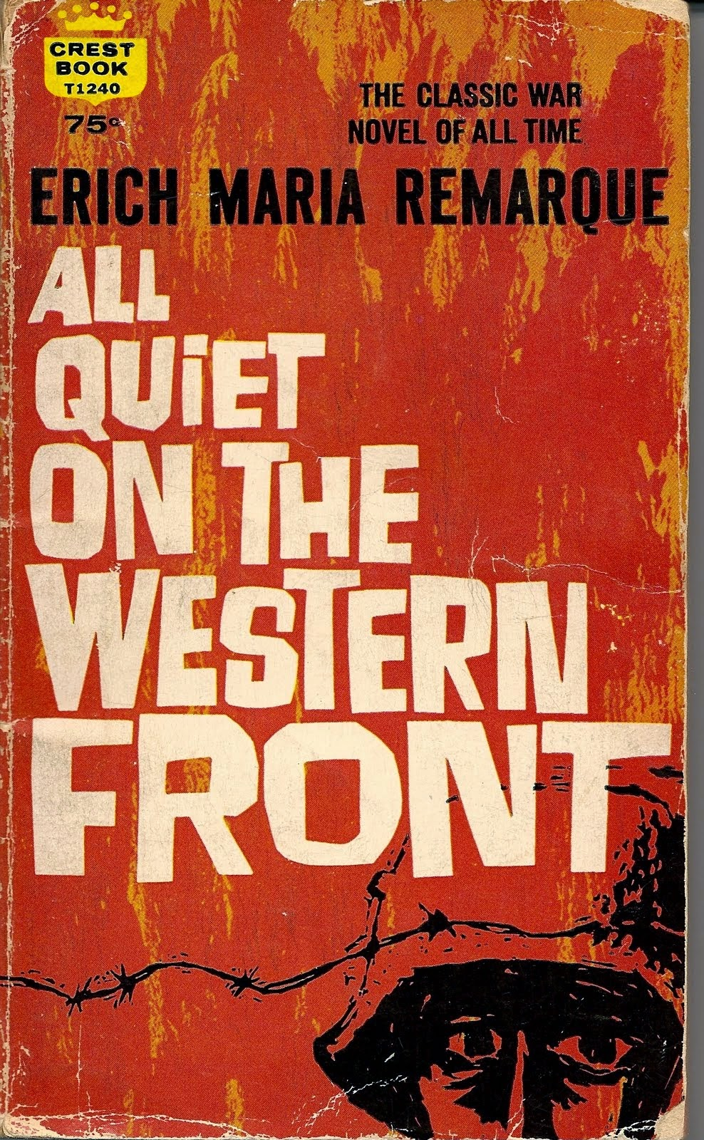 an analysis of the characters and battles in all quiet on the western front by erich maria remarque Summaries and analysis of major themes, characters all quiet on the western front by erich maria remarque all quiet all quiet on the western front.