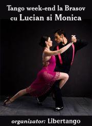 Tango week-end la Brasov cu Lucian y Monica