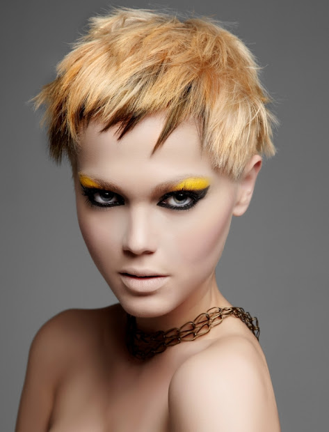 rock punk style hairstyles