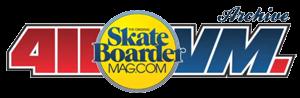 411vm x skateboarder magazine ©