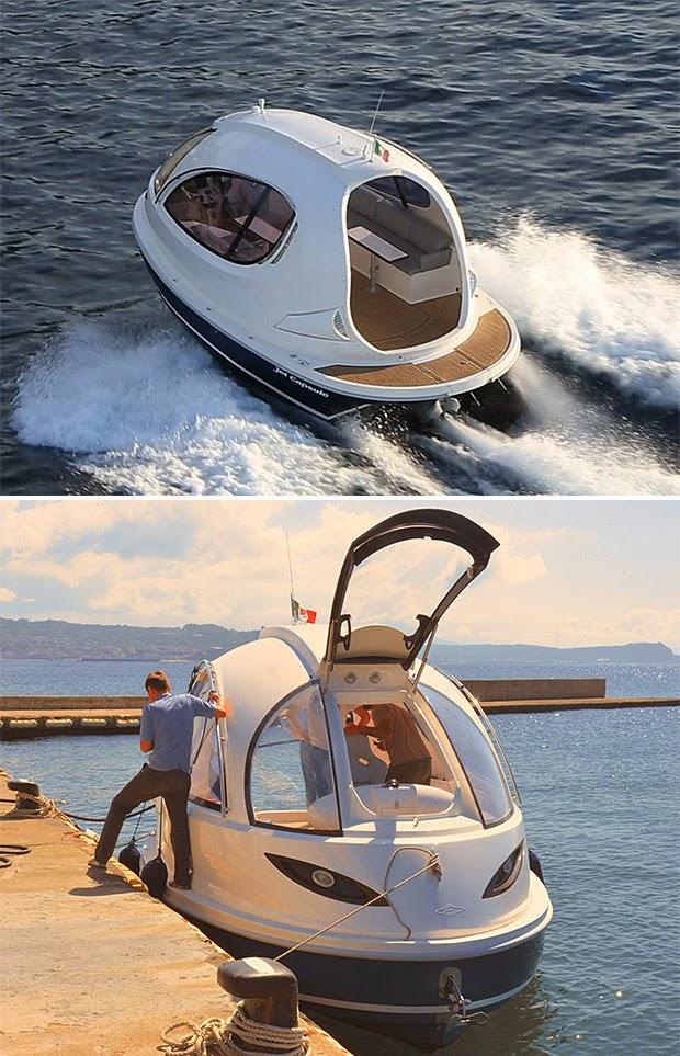 Jet Capsule | Jet Capsule Yacht | Jet Capsule price | Jet Capsule specs