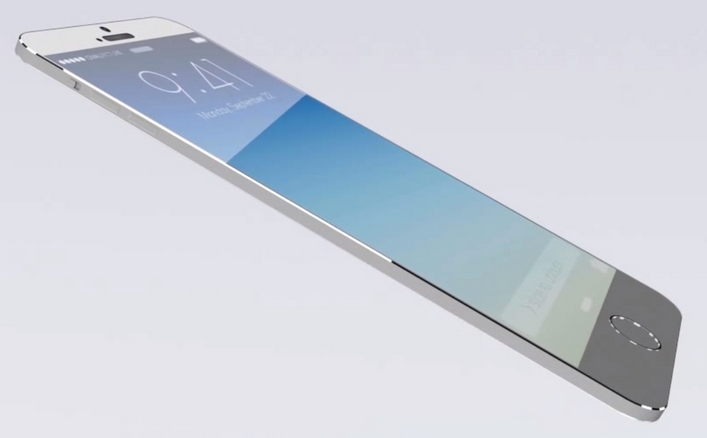 Newest concept for iPhone 6 shows super-slim display and boats amazing, yet implausible features including solar charging, 10 megapixel camera.