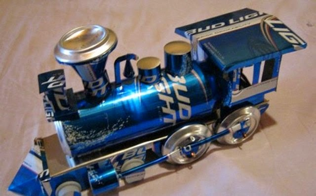 Transport model From Beer Cans