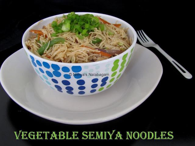 Veg Semiya Noodles