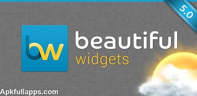 Beautiful Widgets v5.1.0