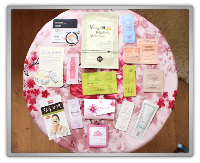 Jolse Order #9 Summery Skincare Haul & Review 2015 beauty blogger Etude House Holika Holika Missha Nature Republic Skin food 2