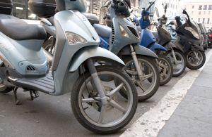 Grupo de motos