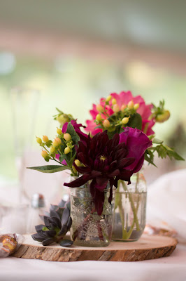Wedding flowers by Whim Events