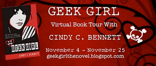 Blog Tour: This or That with Geek Girl author Cindy Bennett