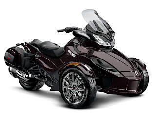 2013 Can-Am Spyder ST Limited Motorcycle Photos 1