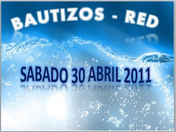 ENC - BAUTIZOS / RED DE TURNO SHEKINAH