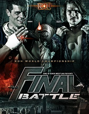 Ver ROH Final Battle 2017 En Vivo Online HD