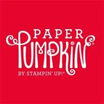 Starting In August: Paper Pumpkin - Free Monthly Classes / 3rd Tuesday afternoons / 1:00-3:00