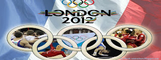 Photo de couverture Facebook jeux olympiques London 2012