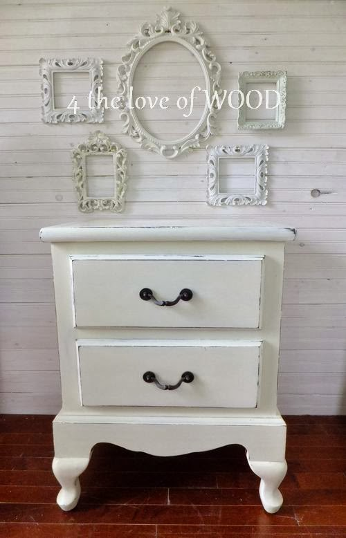 4 the love of wood pottery barn styled nightstands white bedside cabinets. Black Bedroom Furniture Sets. Home Design Ideas