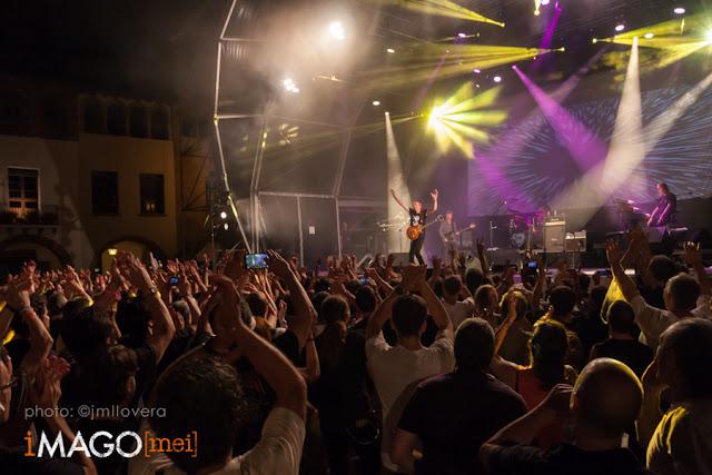 Camel @ Be Prog! My Friend, Poble Espanyol 11-07-2015