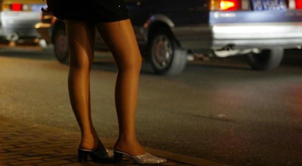 une femme prostituée définition