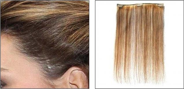 Kate Middleton Hair Weft 47