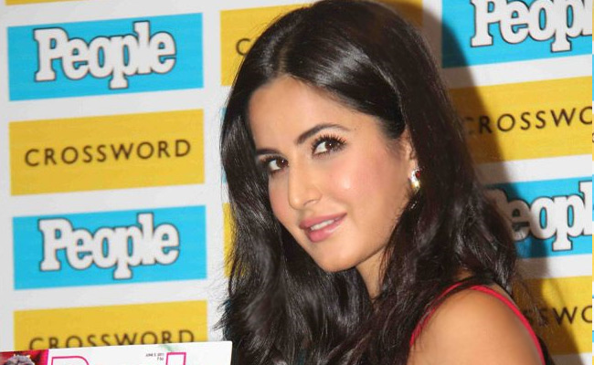Most Searched Actress - Katrina Kaif photoshoot for Peoples Magazine