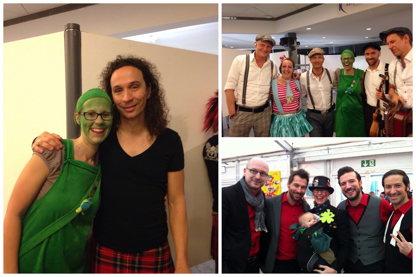 Koelsche Toen Karnevalsbands Koeln Brings Kluengelkoepp Wanderer