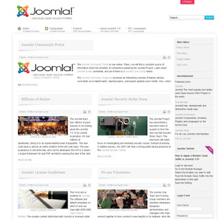 JM Corporate Business Joomla 1.6 Template