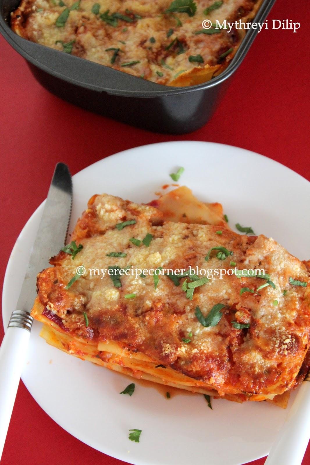 Mushroom lasagna vegetarian meatless lasagna recipe chicken mushroom lasagna vegetarian meatless lasagna recipe forumfinder Image collections