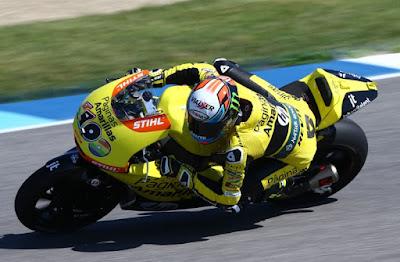 Hasil Lengkap Latihan Bebas 3 Moto2 Indianapolis, Amerika 2015