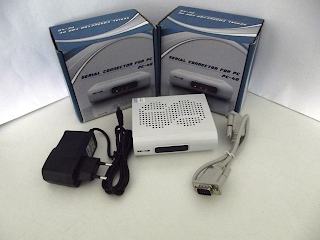 TRANSFORMAÇÃO PARA O DONGLE KR 100, IBOX, PRO ONE, PC30, PC40, LSBOX