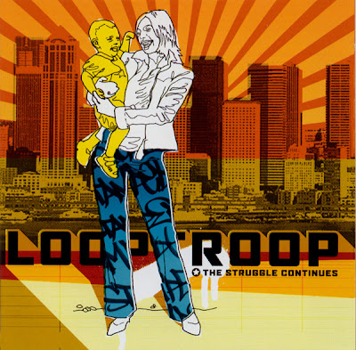 Looptroop – The Struggle Continues (CD) (2002) (FLAC + 320 kbps)