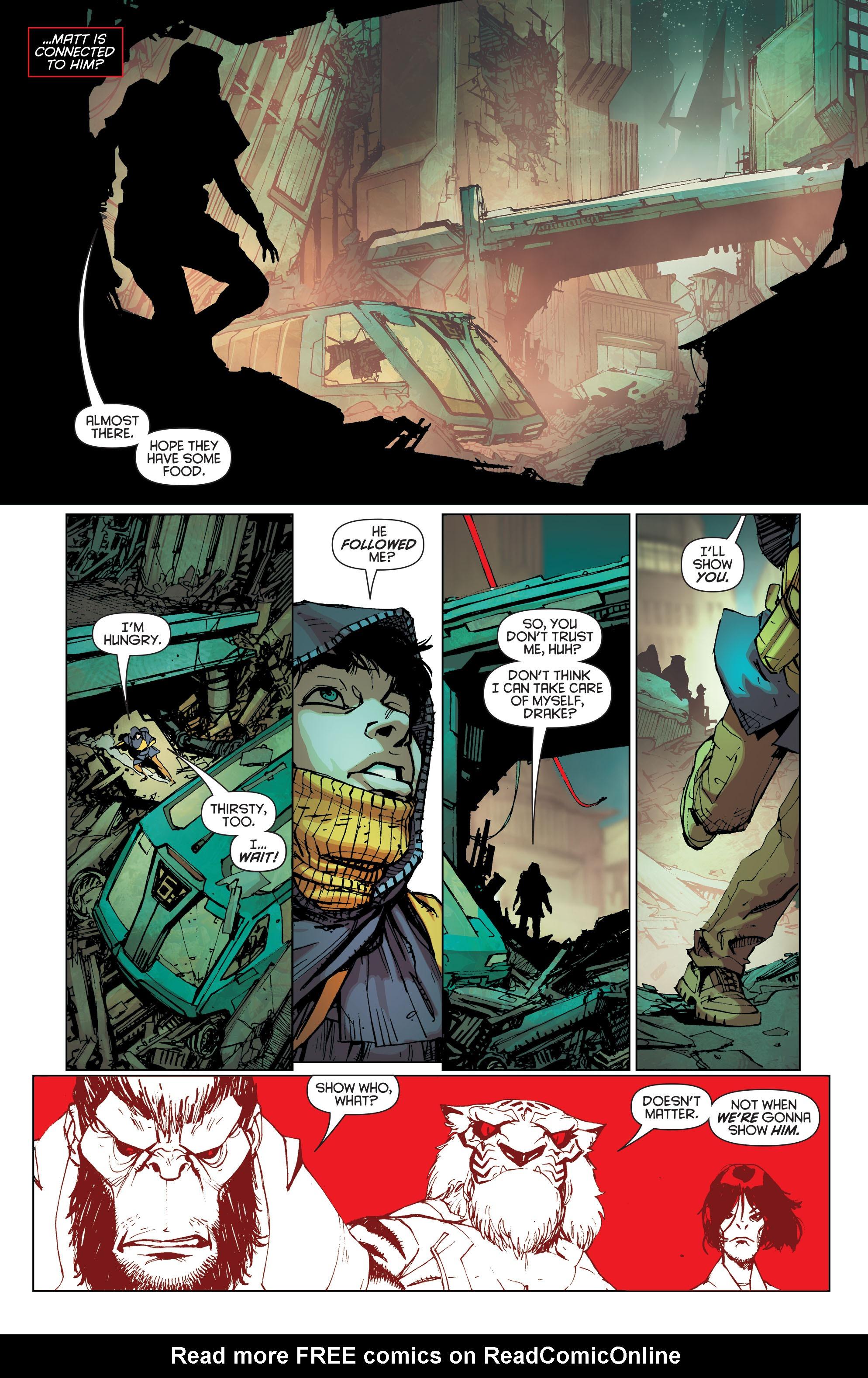 Batman Beyond (2015) Issue #9 #9 - English 8